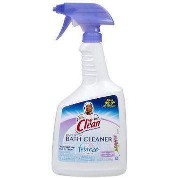 Mr. Clean Bathroom Cleaner Procter & Gamble