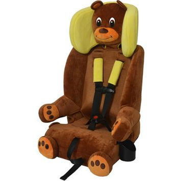 Sentry Baby Products Guardimals 3-in-1 Harness Booster Car Seat, Bear