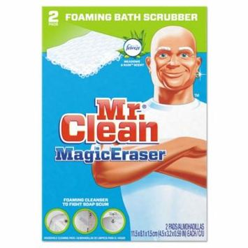 Magic Eraser Bathroom Scrubber, 4 1/2