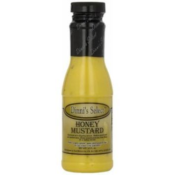 Dinni's Select Honey Mustard Sauce, 12-Ounce (Pack of 3)