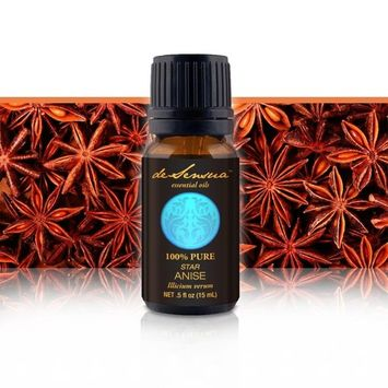 Anise Essential Oil - Star, 100% Pure - For Professional Aromatherapists. 15 ml