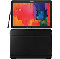 """12.2"""" Samsung Galaxy Note Pro Tablet w/ S-Pen and Black Cover"""