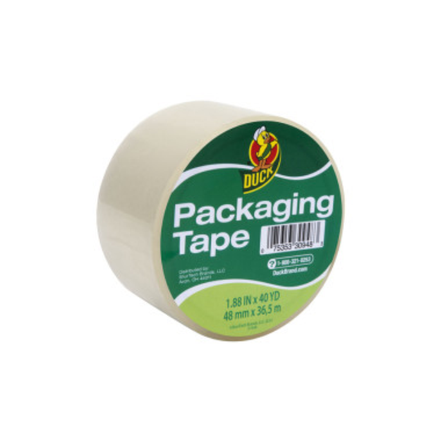 Duck Packaging Tape Roll - 40 yards