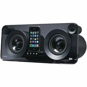 iHome Ipod IphoneStudio Series Speaker System Featuring Bongiovi Acoustics Dps