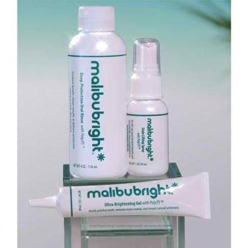 Malibu Bright Teeth Whitening Kit w/ Poly-P