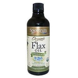 Spectrum Naturals Organic Flax Oil Veg-Omega3 Flax