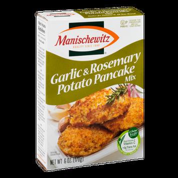 Manischewitz Potato Pancake Mix Garlic & Rosemary