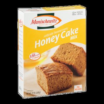 Manischewitz Cake Mix Honey