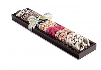 The Nuttery Ny The Nuttery Chocolate Covered Pretzels Gift Box, Assorted