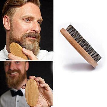 lotus.flower New Salon Stylist Barber Bristle Beard Neck Face Duster Soft Brush Hairdressing Hair Cutting Brush (8cm4cm3cm)