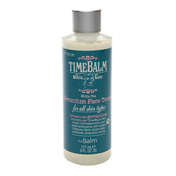 theBalm timeBalm Skincare Geranium Face Toner