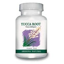 Arizona Natural Resource Yucca Root 500 mg 90 Caps