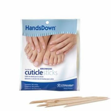 Graham Handsdown Birchwood Cuticle Sticks