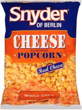 snyder® of berlin cheese flavored popcorn