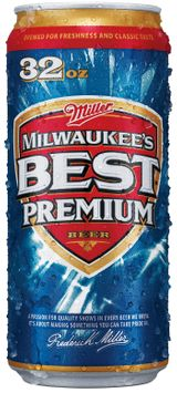 Milwaukee's Best Crusher Can Beer Primary