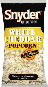 Snyder® of Berlin Popcorn White Cheddar