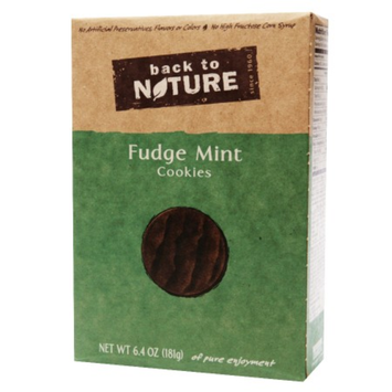 Back to Nature Fudge Mint Cookie