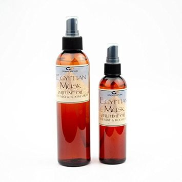 Grand Parfums Egyptian Musk Perfume Body Mist and Room Spray