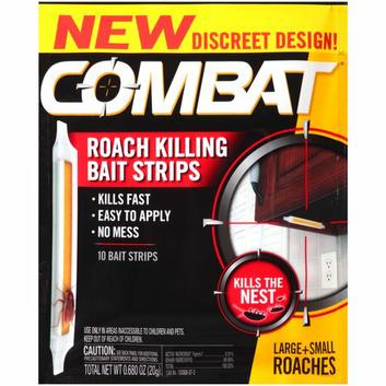 Combat Roach Killing Bait Strips