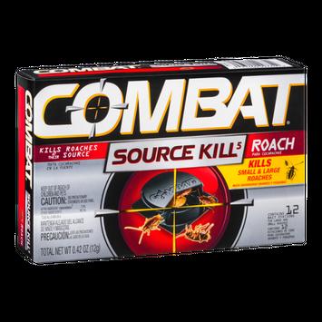 Combat Source Kill 5 Roach Bait Stations - 12 CT