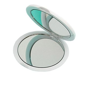 Perfectly Plain Collection Compact Makeup Mirror Favors - 54 Count [54]