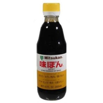 Mitsukan - Ajipon (Citrus Seasoned Soy Sauce) 12 Oz.