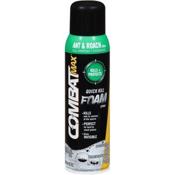Combat® Max™ Quick Kill Foam Spray
