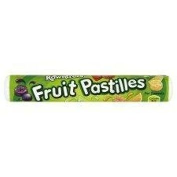 Rowntrees Fruit Pastilles Single - Pack of 6