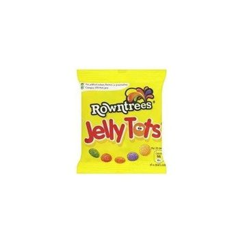 Rowntrees Jelly Tots - Pack of 6