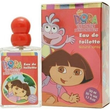 DORA THE EXPLORER Perfume. L'EXPLORATRICE EAU DE TOILETTE SPRAY 1.7 oz / 50 ml By Nickelodeon - Womens