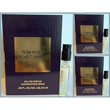 Tom Ford VELVET ORCHID Eau de Parfum Samples (3 vials)