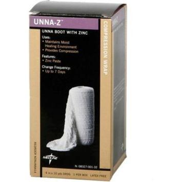Generation Pink Medline Zinc Unna Boot Bandages, 10 yds L x 4