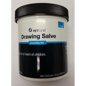 Drawing Salve Grooming Aid Ichthammol Ointment, 14 oz