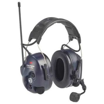 3M Over the Head Over Ear (Two Ear, Blue, Noise Canceling Yes). Model: MT7H7A4610-NA