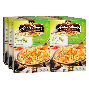 Annie Chun's Asian Meal Starter 6 Pack