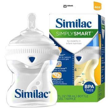 Similac® SimplySmart™ Feeding Bottles