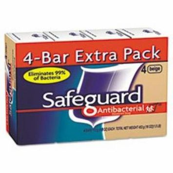 Antibacterial Bath Bar Soap (1 4 bars)