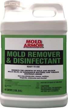 Mold Armor Cleaning Products 2.5-gal. Mold Remover and Disinfectant fg551