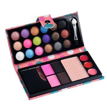 Start 26 Colors Eyeshadow Blush Lip Gloss Eyebrow Powder Face Highlight Foundation Powder Makeup Palette