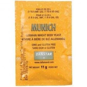 Danstar Munich Wheat Beer Yeast, 11g Pack