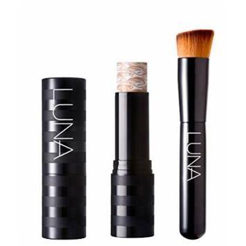 Luna Essence Stick Foundation 10g. SPF37 / PA+++. Made in Korea (#21 Light Beige)