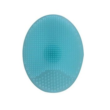 Hunputa Silicone Facial Scrubber Cleansing Pad Deep Pore Cleaning Brush - Massage,Blackheads Removing, Exfoliating