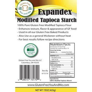 Unmodified Potato Starch (2.5 lbs) Non-GMO & GF (4 lb Value Size Also Available)