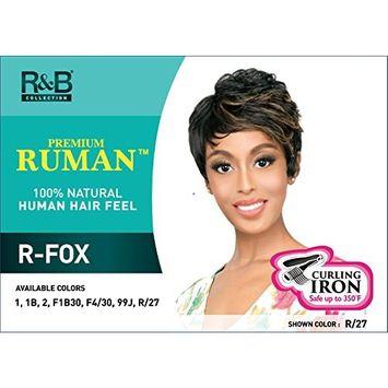 R&B Collection Premium Ruman Synthetic Wig R-FOX