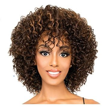 R&B Collection Premium Ruman Synthetic Wig R-DREAM