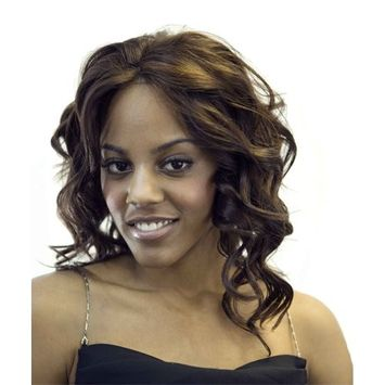 TOPAZ (1 Jet Black) - R&B Collection Synthetic Lace Front Wig