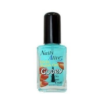 Nails Alive Gooey Base coat