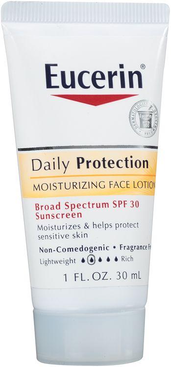 Eucerin® Daily Protection Moisturizing Face Lotion