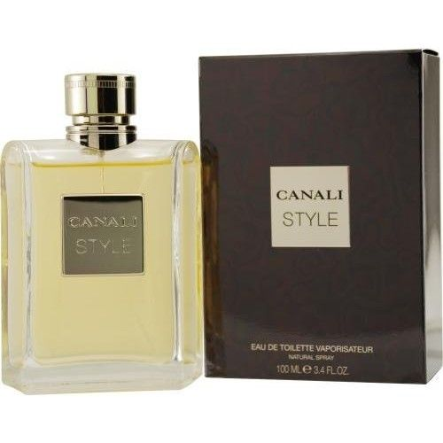 Canali Style By Canali For Men Edt Spray 3.4 Oz