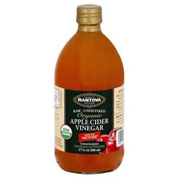 MANTOVA 272079 Vinegar Apple Cider Org